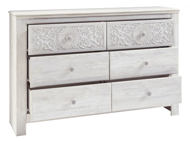 Picture of Paxberry White Dresser