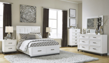Picture of Brynburg 6-Piece Full Storage Bedroom Set