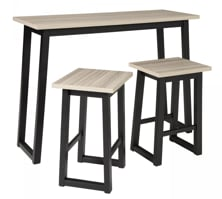 Picture of Waylowe 3-Piece Counter Height Dining Set