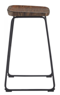 """Picture of Showdell Brown 30"""" Barstool"""
