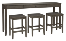 Picture of Caitbrook 4-Piece Counter Height Dining Set