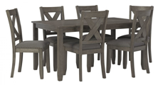 Picture of Caitbrook 7-Piece Dining Room Set