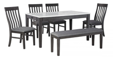 Picture of Luvoni 6-Piece Dining Room Set