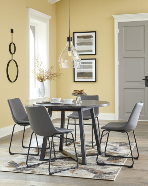 Picture of Centiar 5-Piece Dining Room Set