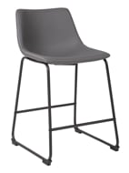 """Picture of Centiar Gray 24"""" Barstool"""