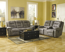Picture of Rotation Smoke 2-Piece Living Room Set