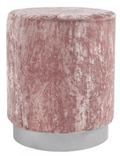 Picture of Lancer Pink Accent Ottoman