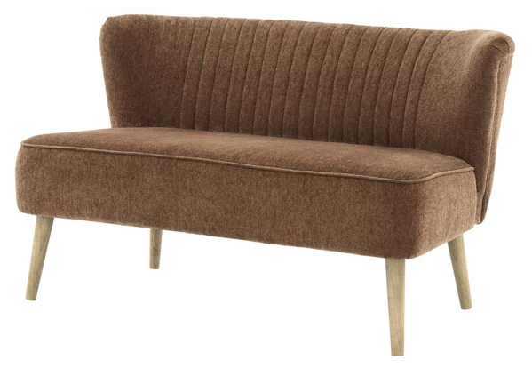 Picture of Cognac Accent Bench