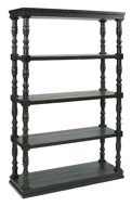 Picture of Dannerville Black Bookcase