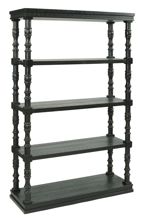 Picture of Dannerville Black Bookcase
