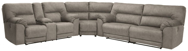 Picture of Cavalcade 3-Piece Power Reclining Sectional
