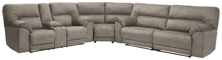 Picture of Cavalcade 3-Piece Reclining Sectional