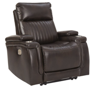 Picture of Team Time Power Recliner With Adjustable Headrest
