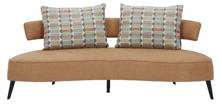 Picture of Hollyann Rust Sofa