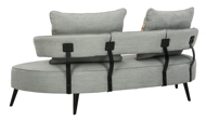 Picture of Hollyann Gray Sofa