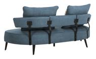 Picture of Hollyann Blue Sofa