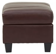 Picture of Fortney Leather Ottoman