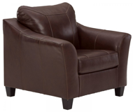 Picture of Fortney Leather Chair