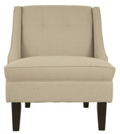 Picture of Clarinda Cream Accent Chair