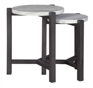 Picture of Crossport Accent Table Set