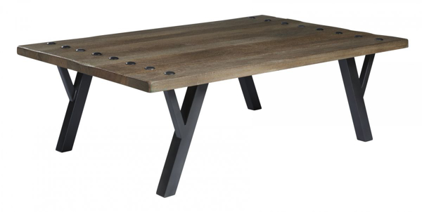 Picture of Haffenburg Cocktail Table