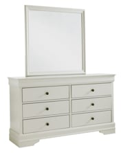 Picture of Jorstad Dresser & Mirror