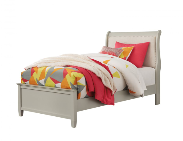 Picture of Jorstad Twin Sleigh Bed