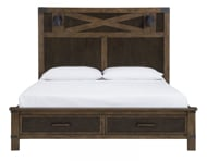 Picture of Wyattfield Queen Storage Bed