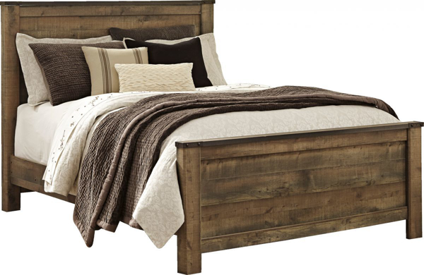 Picture of Trinell Panel Bed