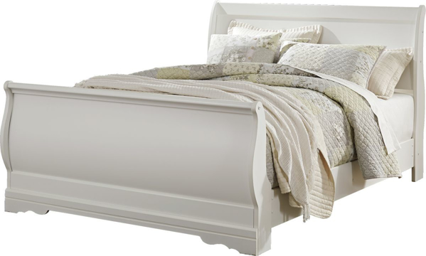 Picture of Anarasia Sleigh Bed