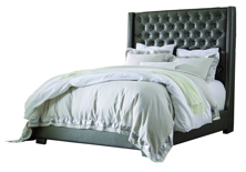 Picture of Coralayne upholstered Bed
