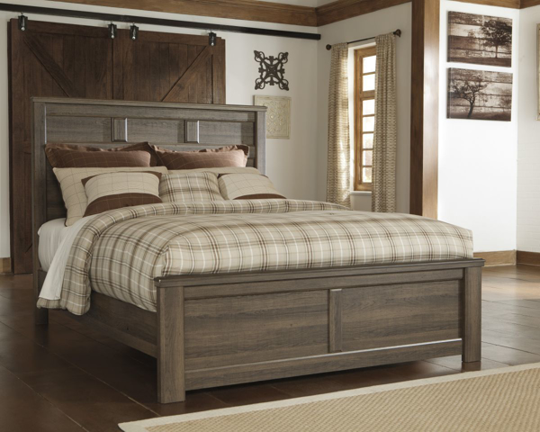 Picture of Juararo Panel Bed