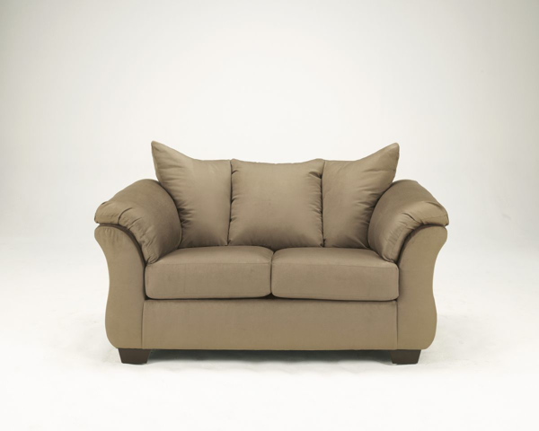 Picture of Darcy Mocha Loveseat