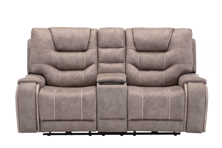 Picture of Canyon Grey Power Loveseat