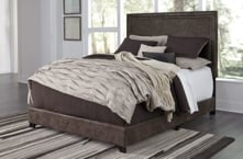 Picture of Dolante Upholstered Bed