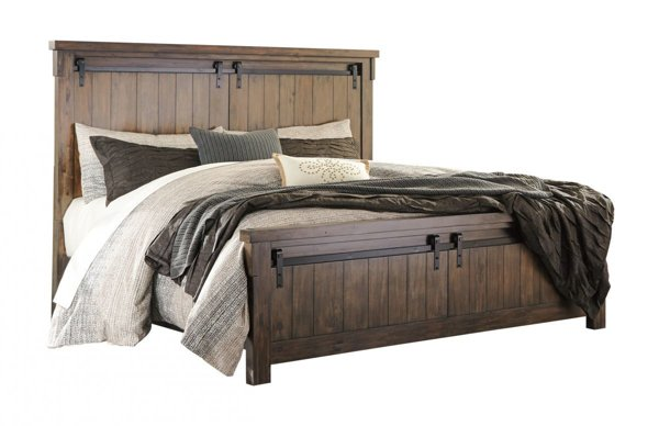 Picture of Lakeleigh Panel Bed