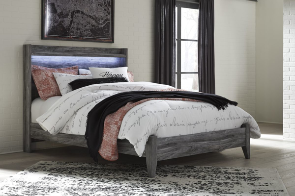 Picture of Baystorm Panel Bed