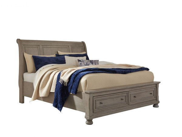 Picture of Lettner Sleigh Bed