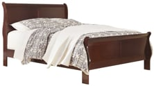 Picture of Alisdair Sleigh Bed