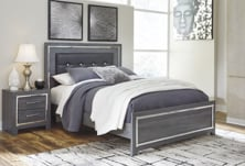 Picture of Lodanna Panel Bed
