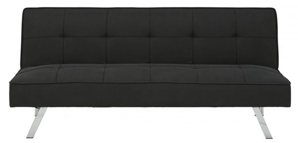 Picture of Santini Black Flip Flop Sofa