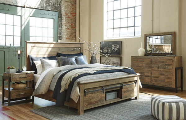 Picture of Sommerford 6 Piece Storage Bedroom Set