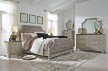 Picture of Falkhurst 6 Piece Upholstered Bedroom