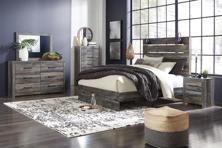 Picture of Drystan 6 Piece Panel Bedroom Set