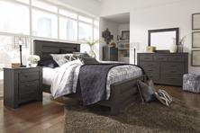 Picture of Brinxton 6 Piece Panel Bedroom Set