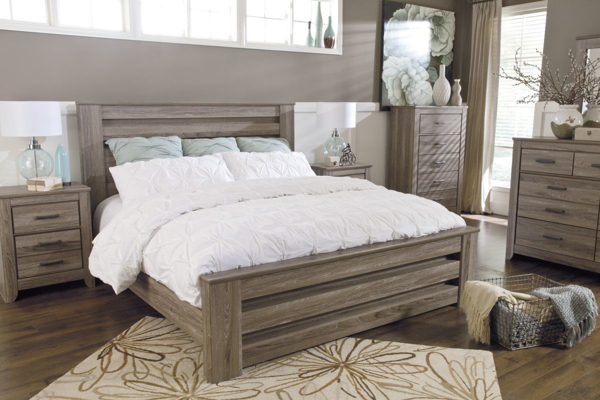 Picture of Zelen 6 Piece Panel Bedroom Set