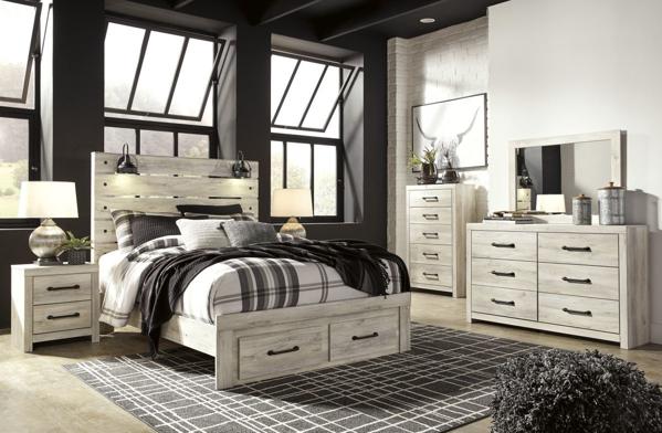 Picture of Cambeck 6 Piece Storage Bedroom Set