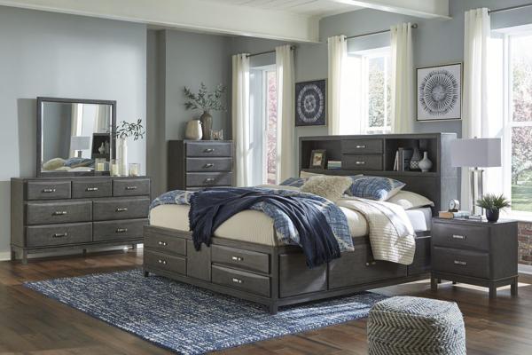 Picture of Caitbrook 6 Piece Storage Bedroom Set