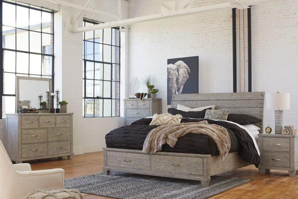 Picture of Naydell 6 Piece Storage Bedroom Set