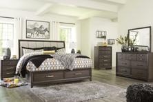 Picture of Brueban 6 Piece Storage Bedroom Set
